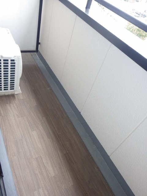 シューフルール5 4階 バルコニー