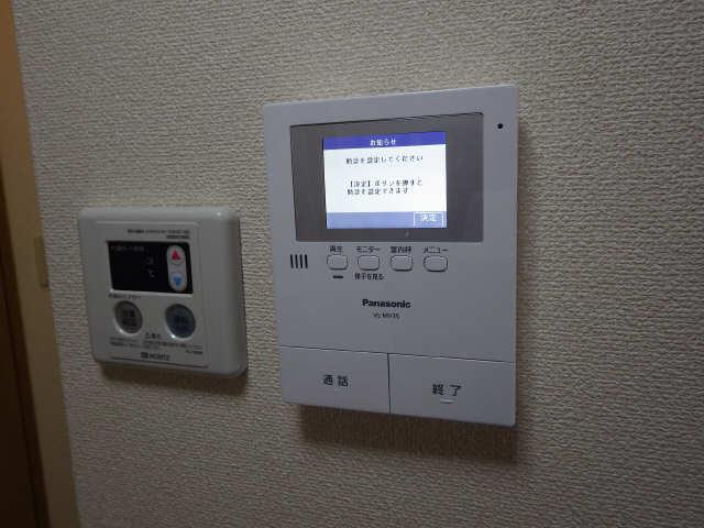 シューフルール5 4階 モニター付きインターホン