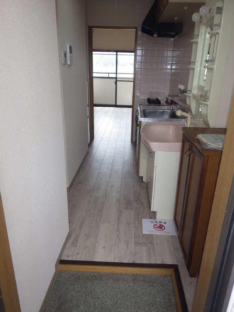 シューフルール5 4階 玄関