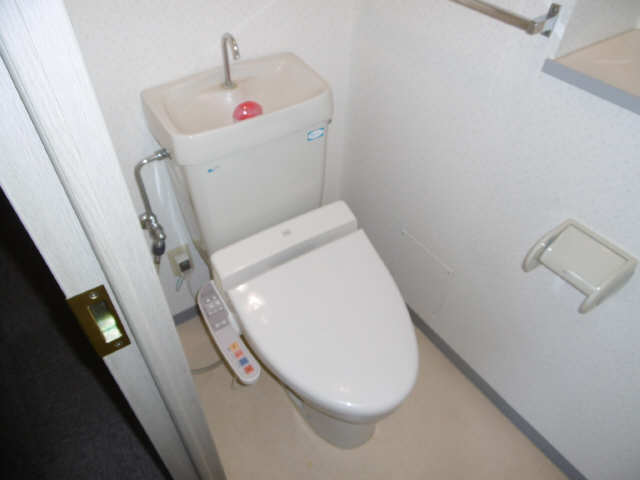 各務原パークホームズ1008号 10階 WC