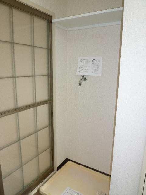 ドミトリーKITAA棟 2階 洗濯機置き場