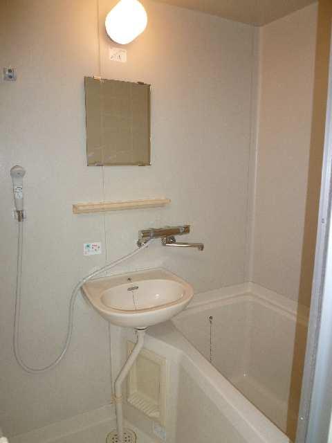 ドミトリーKITAA棟 2階 浴室