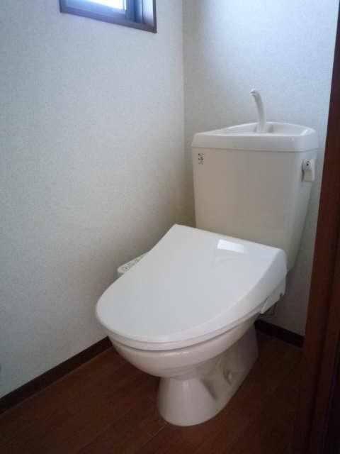 クレール東新 2階 WC