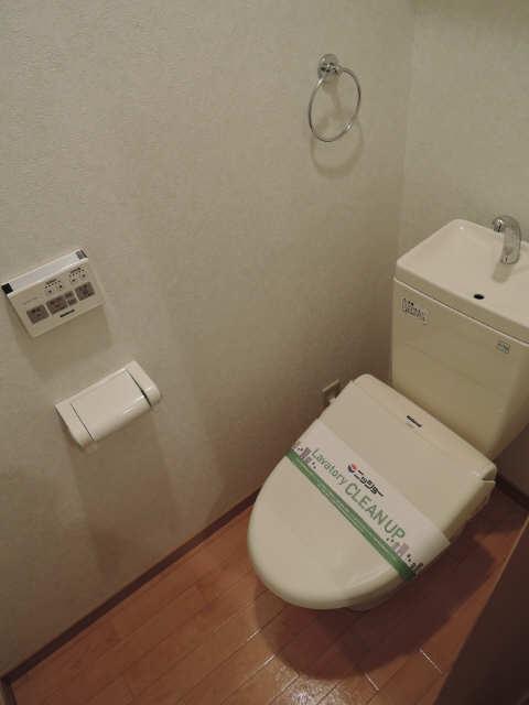 ケンコーポ 1階 WC
