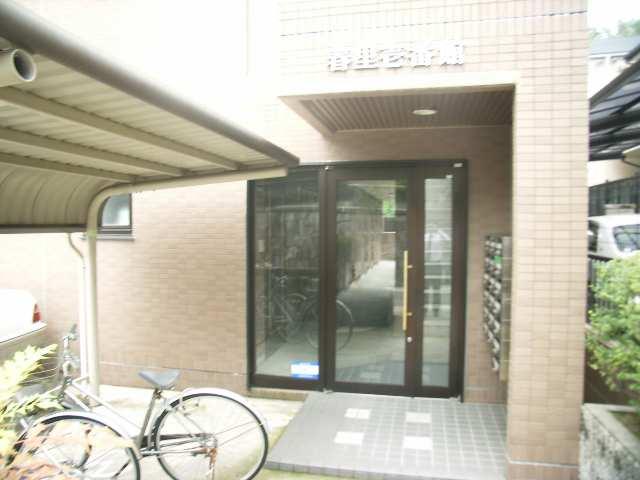 春里壱番館 3階 エントランス