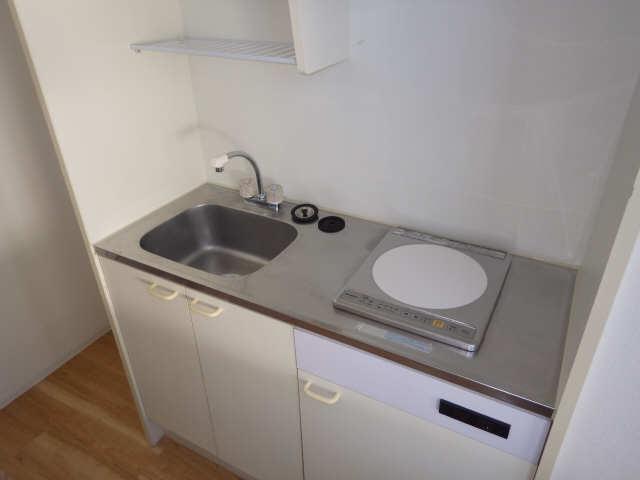 シンシア鏡池 1階 キッチン