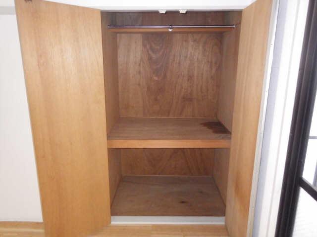 シンシア鏡池 1階 収納
