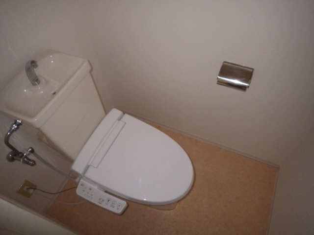 シンシア鏡池 1階 WC