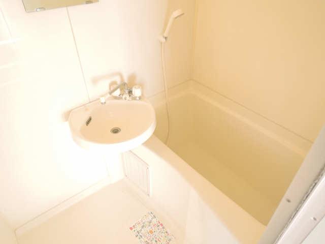 シンシア鏡池 3階 浴室