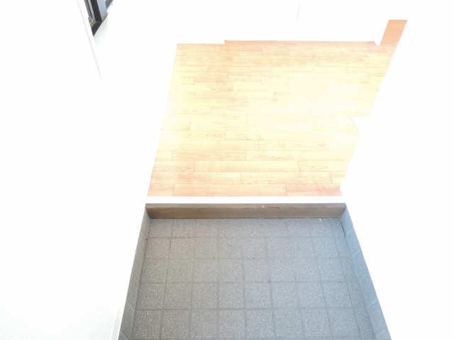シンシア鏡池 3階 玄関