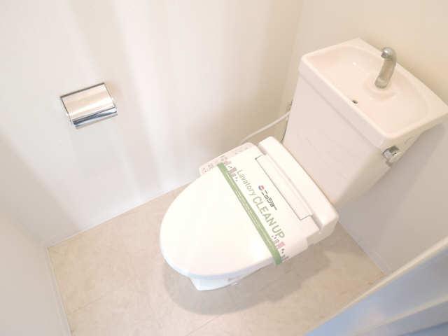 シンシア鏡池 3階 WC