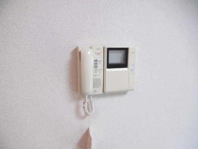シティライフ田代 3階 モニター付インターホン