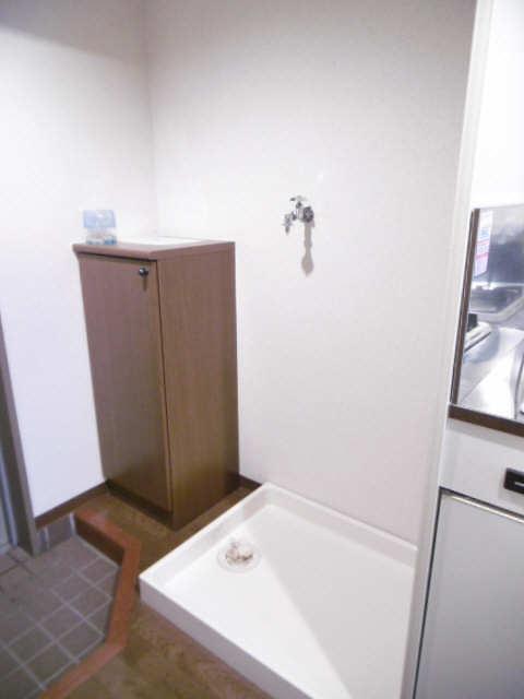 シティライフ田代 3階 洗濯機置場