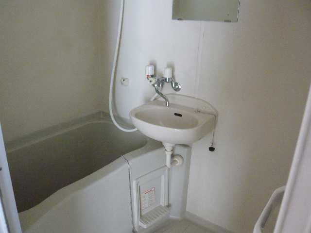 クレベール稲穂 2階 浴室
