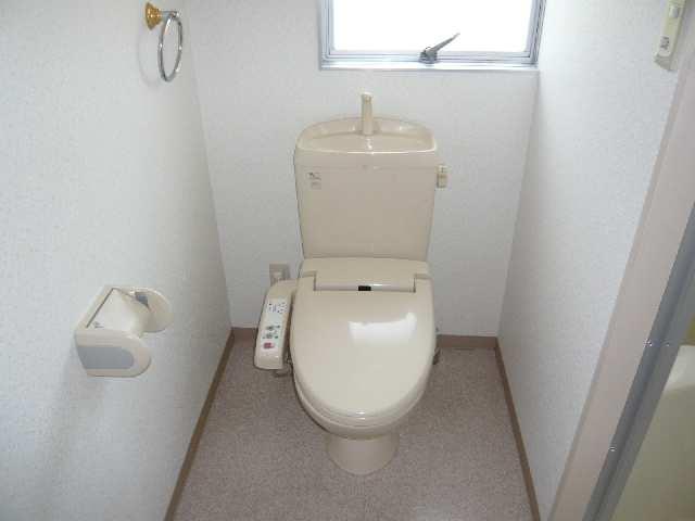 富士見台コープ 1階 WC