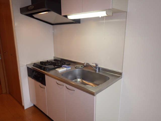 クレスト大島 3階 キッチン