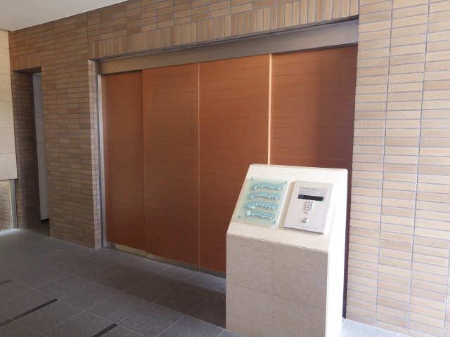 プライムメゾン富士見台 2階 オートロック