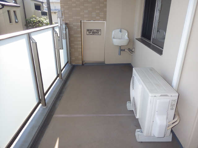 プライムメゾン富士見台 2階 バルコニー