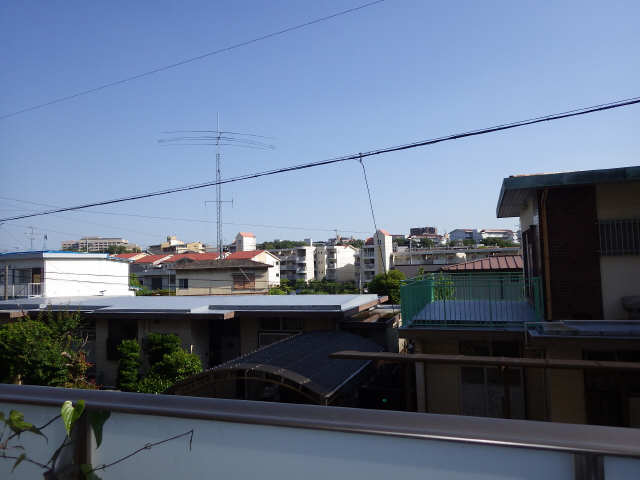 プライムメゾン富士見台 2階 眺望