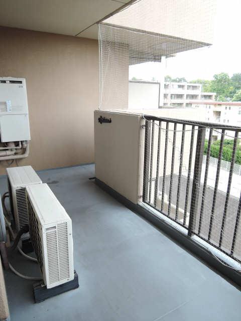 茶屋ヶ坂パークマンション 6階 ベランダ
