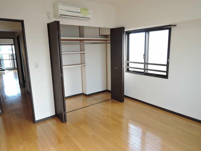 茶屋ヶ坂パークマンション 6階 収納