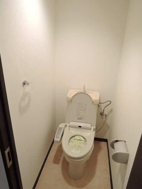 茶屋ヶ坂パークマンション 6階 WC
