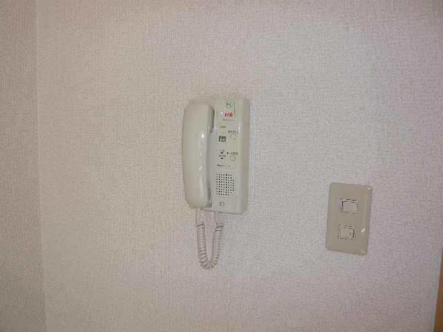 ラフィネ四ッ谷 4階 インターホン