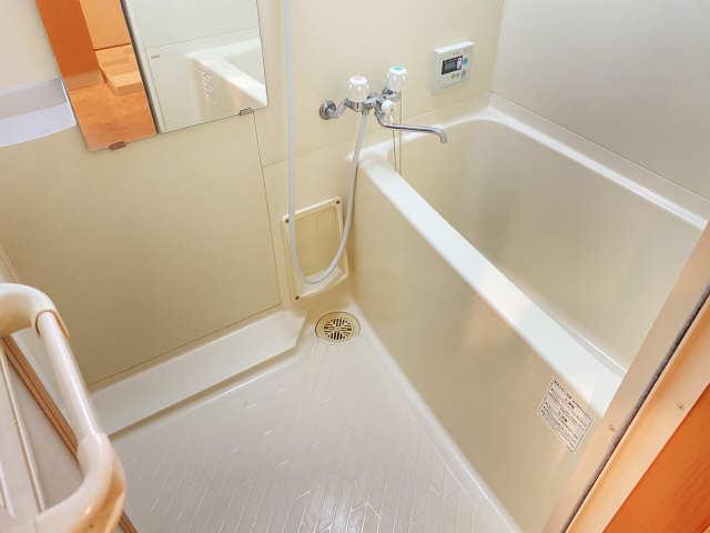 ラフィネ四ッ谷 3階 浴室