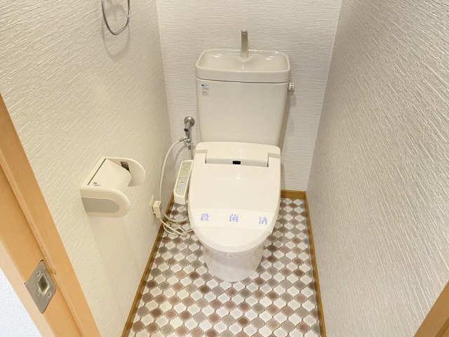 ラフィネ四ッ谷 3階 WC