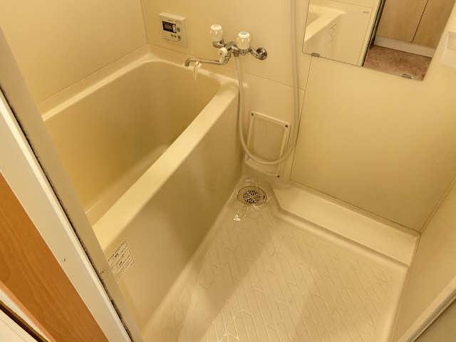 ラフィネ四ッ谷 4階 浴室