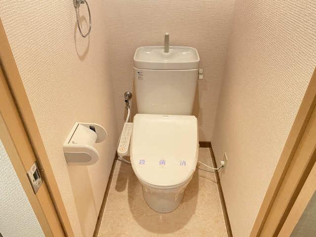 ラフィネ四ッ谷 4階 WC