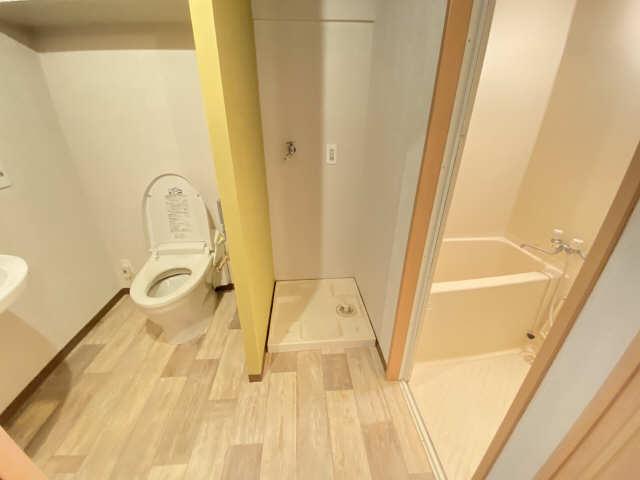 グレン清友Ⅰ 2階 洗濯機置場