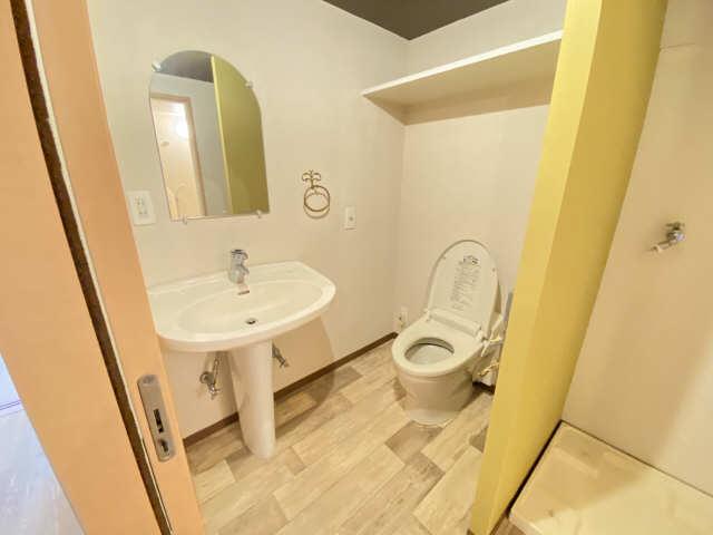 グレン清友Ⅰ 2階 WC