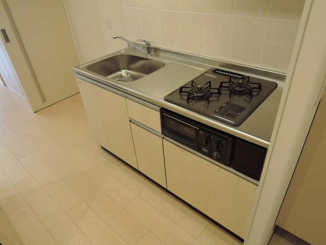 プリオール椿PartⅡ 2階 キッチン
