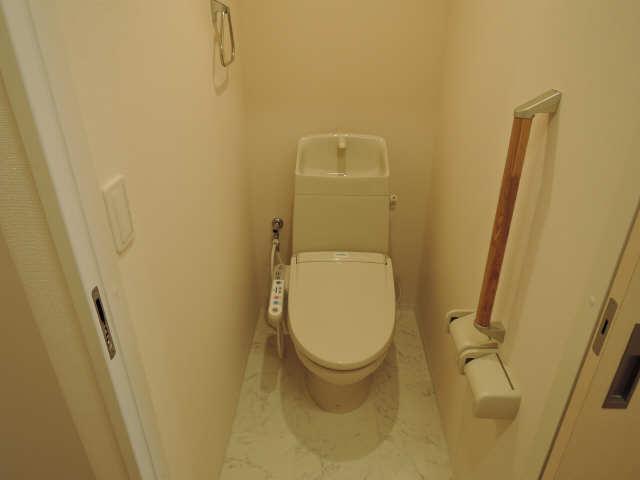 プリオール椿PartⅡ 2階 WC