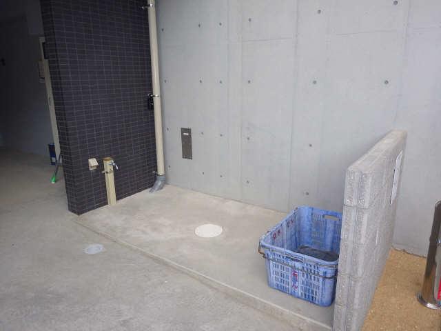 ジオステージ本山 7階 ゴミ置き場