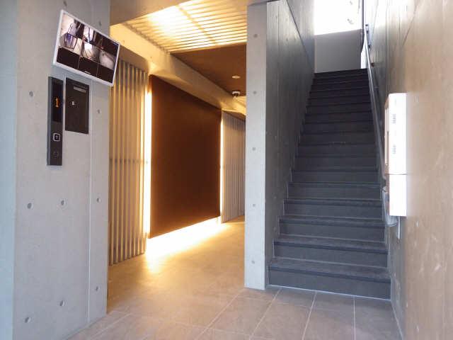 ジオステージ本山 7階 1階共用部