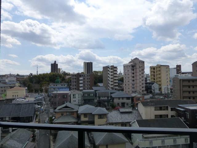 ジオステージ本山 7階 眺望