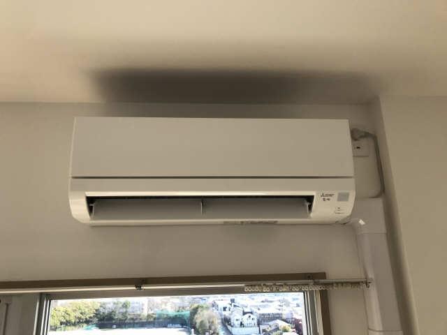 ウェルフォート幸川 13階 エアコン