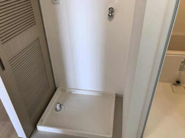 ウェルフォート幸川 13階 洗濯機置場