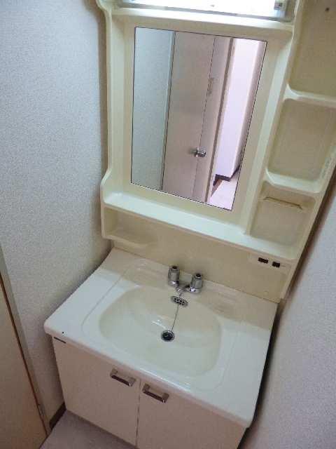 サンハイム山分B棟 1階 洗面