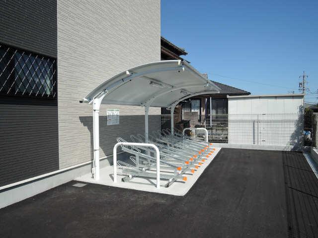 阿倉川COSMOS Ⅱ 駐輪場