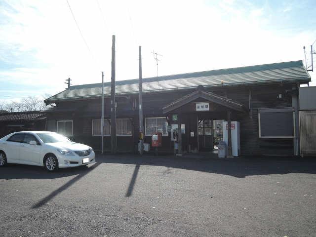 パレスTOMIKA 2階 駅