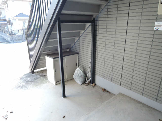 パレスTOMIKA 2階 駐輪場