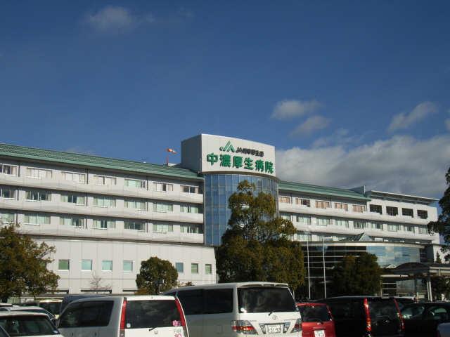 クレアタウン平賀 A棟 病院