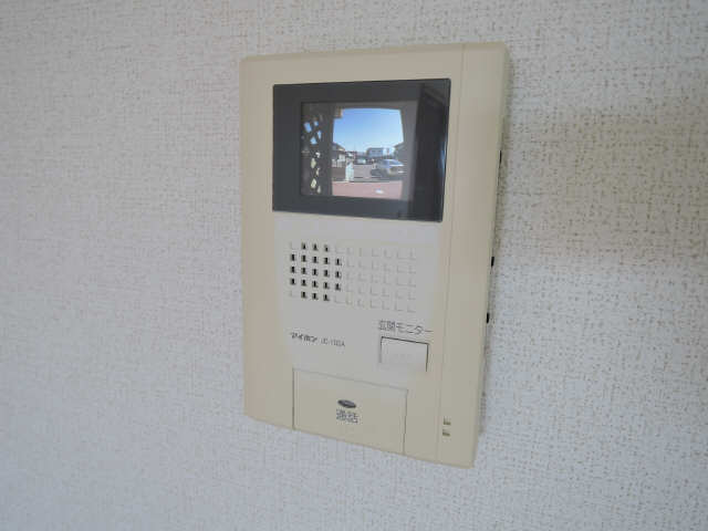 アイファイン E棟 2階 モニター付インターホン