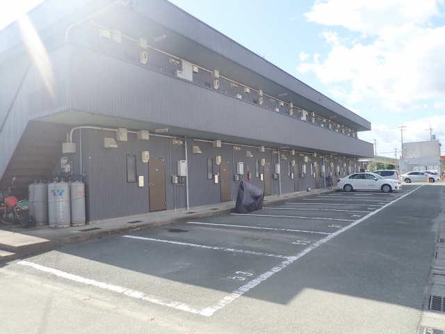 マンションYAMADA C棟 駐車場