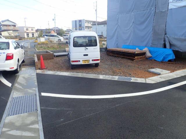 仮)奥野貸家 駐車場
