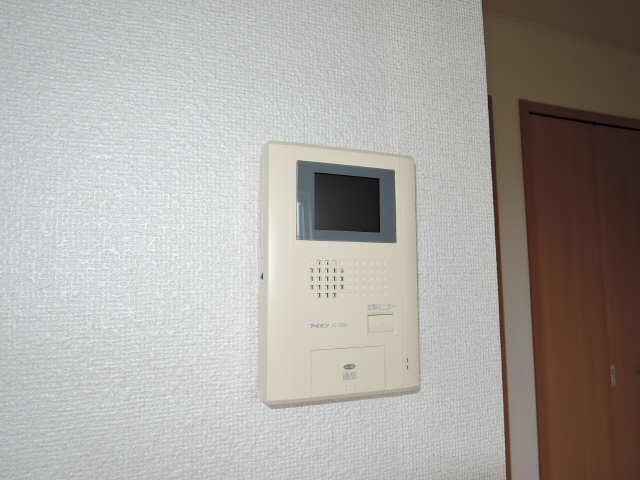カーサフェリーチェ B棟 1階 モニター付インターホン