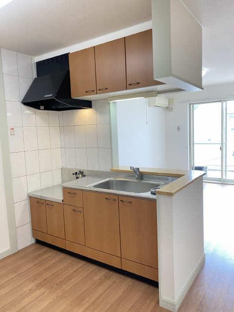 プロスパ ハイム 1階 キッチン